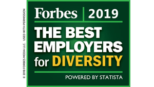 Forbes 2019 the best employers for diversity