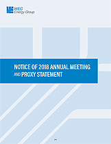 Notice of 2018 Annual Meeting and Proxy Statement